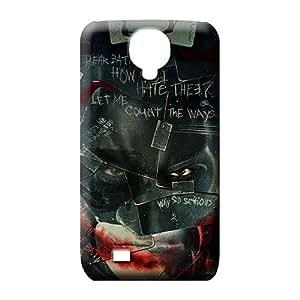 samsung galaxy s4 phone covers Hot Impact Eco-friendly Packaging batman jokercards