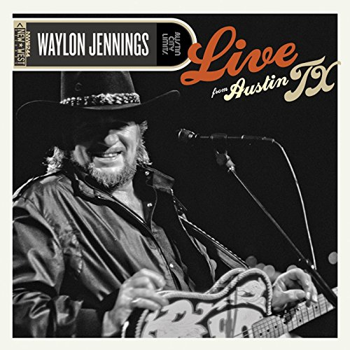 Vinilo : Waylon Jennings - Live from Austin TX (2 Disc)