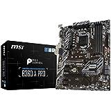 MSI B360-A PRO Socket 1151/DDR4/S-ATA 600/ATX Motherboard - Black