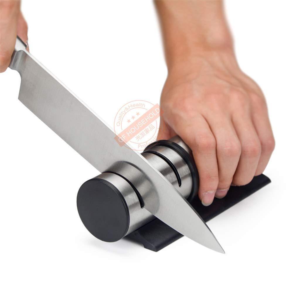 Amazon.com: Profesional afilador de cuchillo de cocina de ...