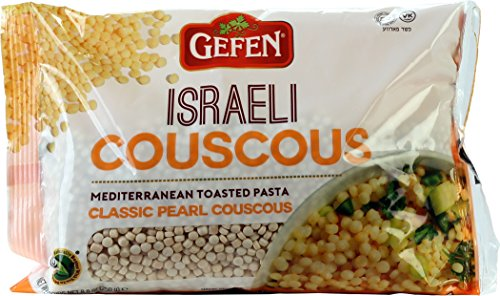 Gefen Israeli Styled Couscous, 8.8oz (3 Pack) Product of Israel