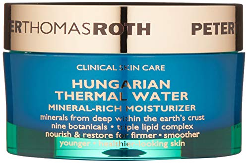 Peter Thomas Roth Hungarian Thermal Water Mineral Rich Moisturizer 1.7Ounce (Best Thermal Water For Face)
