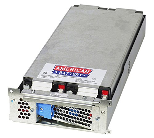 APC UPS Battery Replacement for APC Smart-UPS Models SMT2200RM2U, SMT200RM2UC, SMT3000RM2U, SMT3000RM2UC, SMT2200RM2UNC, SMT2200US,  SMT3000RM2UNC, SMT3000US, SUA2200RM2U, SUA2200RM2US, SUA3000RM2U, SUM3000RMXL2U and select others (RBC43) 2 Genuine APC replacement battery cartridges (RBC) are tested and certified for compatibility to restore UPS performance to the original specifications. Includes all required connectors, Battery recycling guide, Installation guide, Metallic battery tray or enclosure, Reusable packaging RBC43 is compatible with many APC models including SMT2200RM2U, SMT3000RM2U, SUA2200RM2U, SUA3000RM2U, SUA3000RMT2U, SUM1500RMXL2U, SUM3000RMXL2U, SUM48RMXLBP2U and more. See product page for complete list.