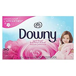 Downy April Fresh Dryer Sheets