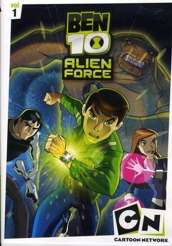 Cartoon Network: Classic Ben 10 Alien Force: Volume One Ben 10 Alien Force