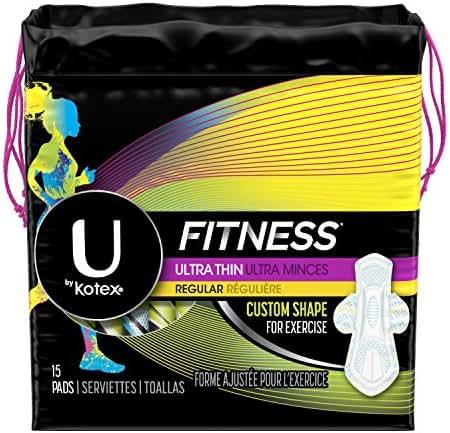 Maxi Pads: U by Kotex Fitness