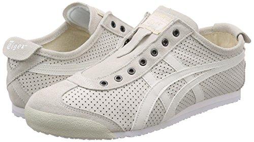 Mixte Slip Adulte Asics 66 on white Blanc Mexico Tiger Basses 0101 Sneakers Onitsuka Z8xqwIgaTx