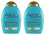 (OGX) Organix Shampoo Moroccan Argan Oil + conditioner