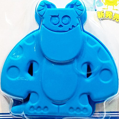 Monsters University Sulley Silicone Mold Cake Baking Tray Chocolate Jelly Pan Cup]()