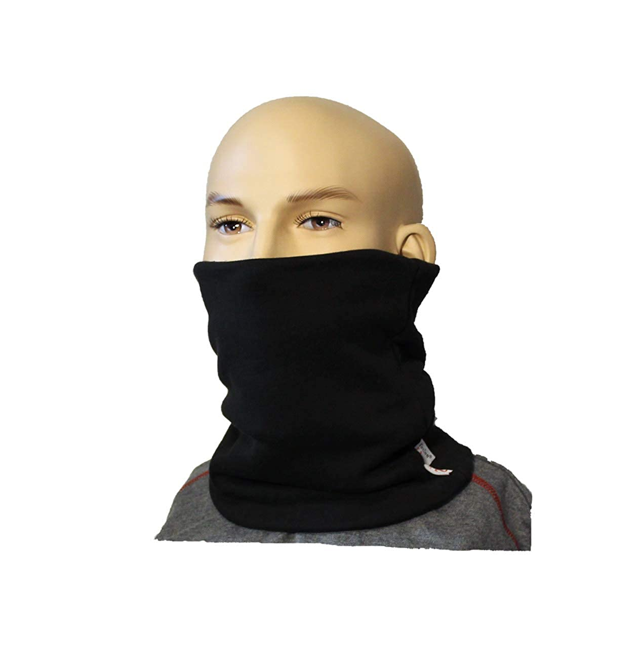One-Size Universal 20000221-BK-Uni DRIFIRE High Performance CAT2 Flame Resistant Industrial Cold Weather Neck Gaiter
