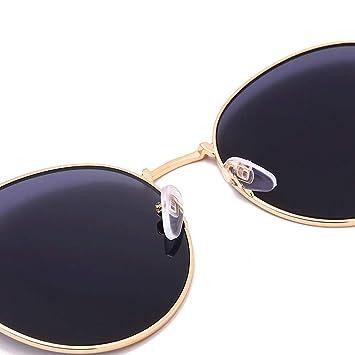 MIAOMIAOWANG Gafas de Sol Wayfarer Gafas de Sol con Lentes ...