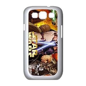 Star Wars Samsung Galaxy S3 9300 Cell Phone Case White T4498545