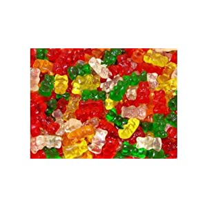 Albanese Sugar Free Gummy Bears, 1LB by Albanese Confectionery
