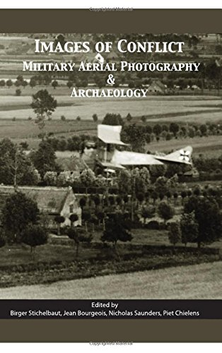 Images of Conflict: Military Aerial Photography and Archaeology pdf epub
