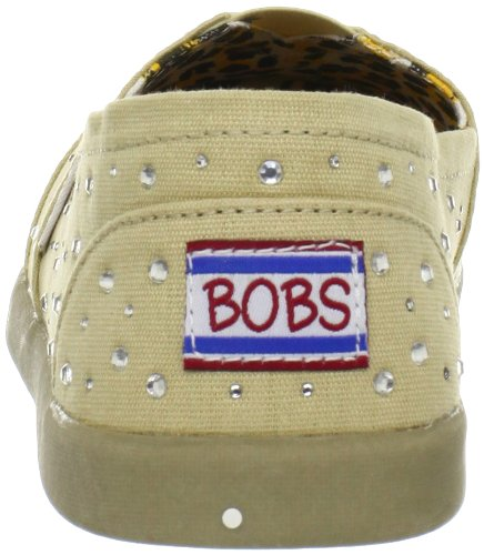 Bobs From Skechers Womens World Falling Star Flat Natural