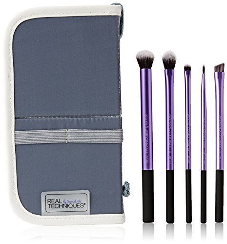 real Techniques Starter Set (Eyeshadow Blending Brush Set compare prices)