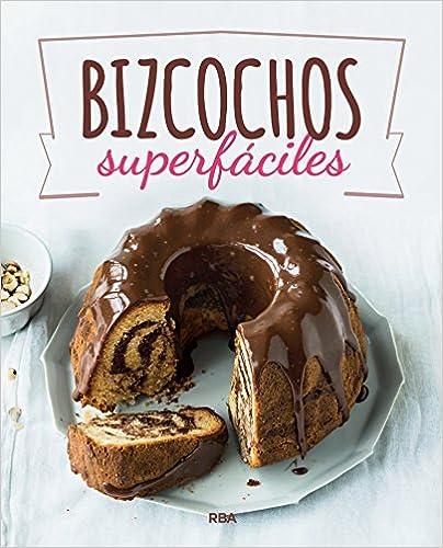 Bizcochos Superfáciles por Vv.aa epub