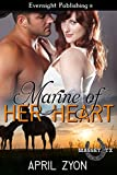 Marine of Her Heart (Massey, TX Book 3)