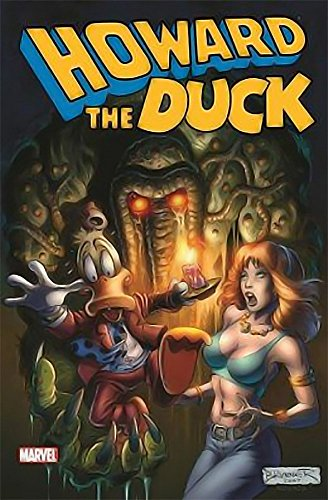 - Howard The Duck Omnibus