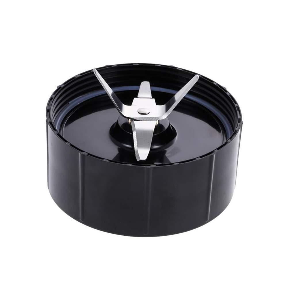 Flat Blade f/ür Magic Bullet Mit Basisgetriebe und Blade-Getriebe Ersatzteile f/ür Magic Bullet MBR-1701//2101//2501//480580