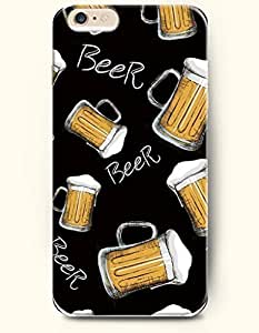 OFFIT iPhone 6 Plus Case 5.5 Inches Mugs of Beer