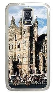 Samsung Galaxy S5 Historical building PC Custom Samsung Galaxy S5 Case Cover Transparent