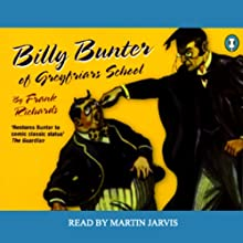 Billy Bunter of Greyfriars School Audiobook by Frank Richards Narrated by Martin Jarvis