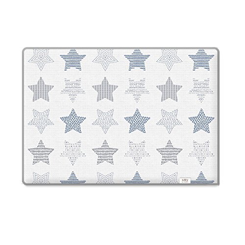 Parklon Twinkle Star Sillky Baby Playmat 78.74'' 55.11'' by Parklon