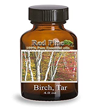 Amazon Com Birch Tar Essential Oil Betula Alba 100 Pure