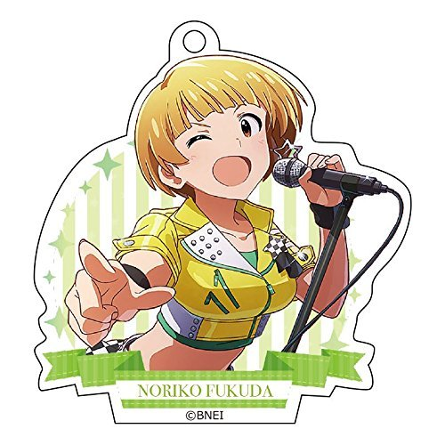 Idol Master Million Live! Trading acrylic strap vol.1 BOX products 1BOX = 10 pieces, all 10 types by Japan Import (Image #8)