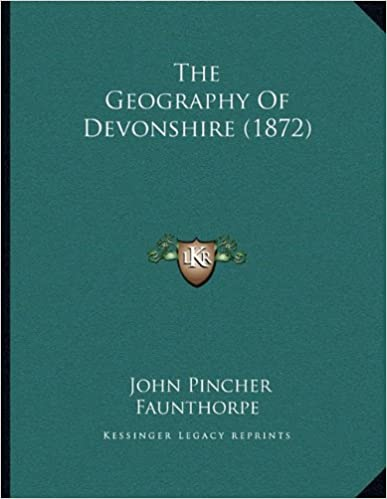 The Geography of Devonshire (1872)