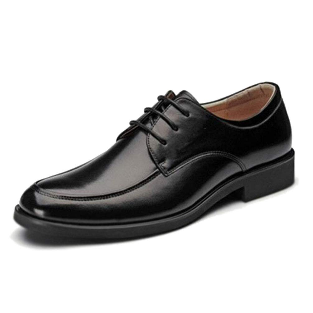 Phil Betty Men's Dress Shoes Lace-Up Business Casual Classic Gentleman Oxford Shoes