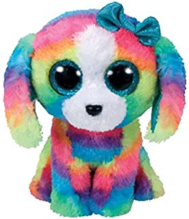 Ty Beanie Boo Lola the Dog Claires Exclusive