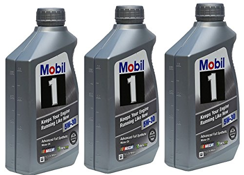 Free Shipping Mobil 1 120764 Synthetic Motor Oil 5w 30 5