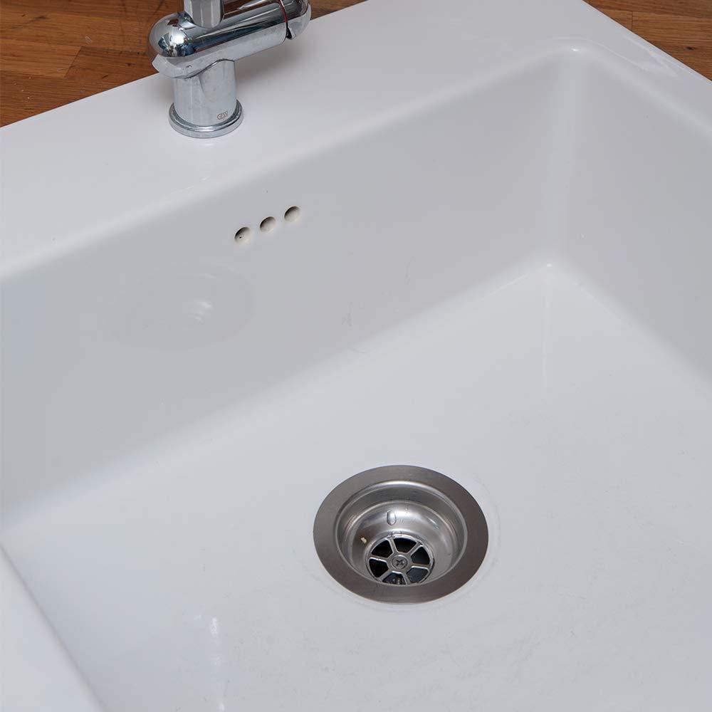 HG 481100130 1 L – Un desatascador de tuberías de Cocina Natural y Seguro para Todos los desagües y Las fosas sépticas, 1000 Ml