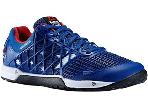 Image of the Reebok New Women's Crossfit Nano 4.0 Training Shoe (5.5, Collegiate Royal/China Red/White M48450)