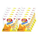 GGsuper Lay Stack Original Flavour Potato Chip 14g. x 12 pack VALUE PACK SAVE