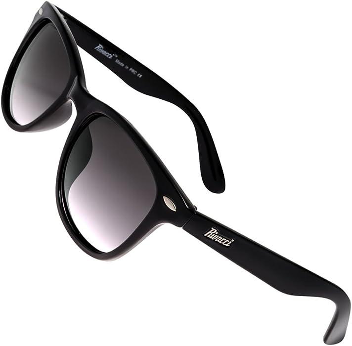 c2e280d4ee5 Polarised Sunglasses for Mens And Womens - Anti Glare Driving Glasses UV  Protection - Cool Retro Vintage Designer Sunglass