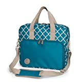 We R Memory Keepers 70963-3 Crafter's Shoulder Bag, Aqua