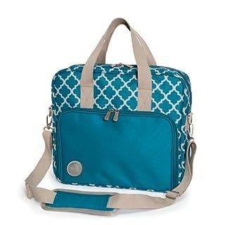We R Memory Keepers–Tela Crafter 's hombro bag-15.5-inch (43,2x 43,2cm x 9,5x Aqua