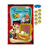 Bargain World Jake and The Neverland Pirates Party Game (with Sticky Notes)