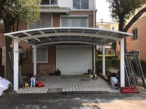 Litesort Carports - Toldo portátil de Aluminio para Caravana (13 x ...