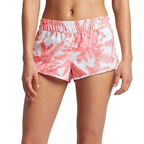 Beachrider Womens Board Shorts - Hurley Supersuede Colin Beachrider Women's Boardshorts - Bright Crimson - M
