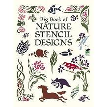 Big Book of Nature Stencil Designs