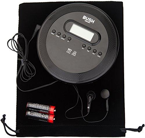 Jog Proof MP3 CD Player - Bush