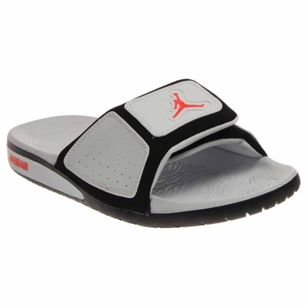607129ed9b0ed7 Jordan Hydro 3 Mens Style  630754-023 Size  13 Grey  Amazon.ca  Shoes    Handbags