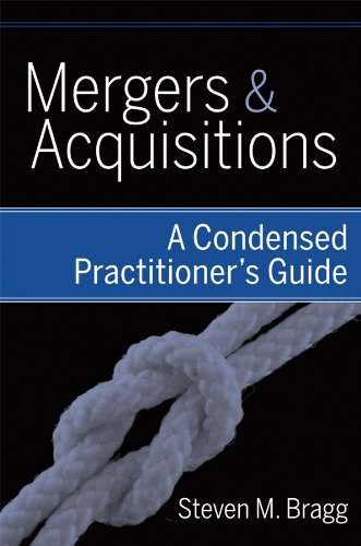 Download Mergers and Acquisitions: A Condensed Practitioner's Guide Pdf
