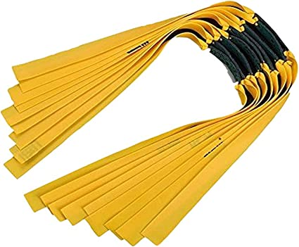Elastic Elastica Powerful Rubber Band for Slingshot Catapult Hunting Outdoor BF