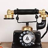 HoneyCare Large Creative Retro Decorative Phone
