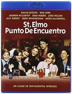 St. Elmo Punto De Encuentro [Blu-ray]